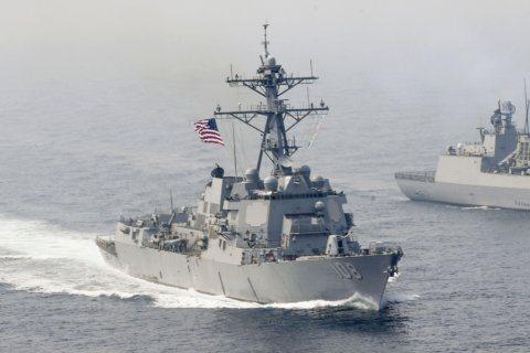 Recent developments surrounding the South China Sea