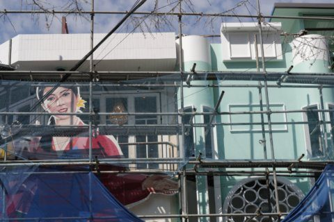 North Korean-themed restaurant in Seoul removes Kim images