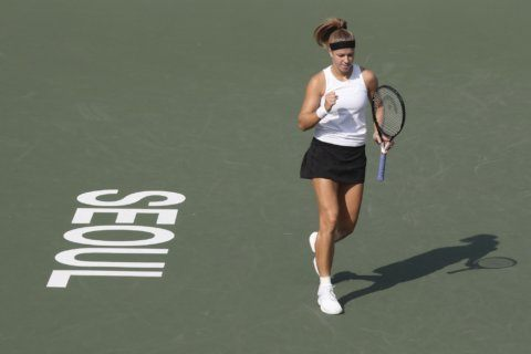 Giorgi upsets Stephens at Pan Pacific Open
