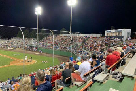 Requiem for a team: P-Nats say goodbye to Woodbrige, Pfitzner Stadium