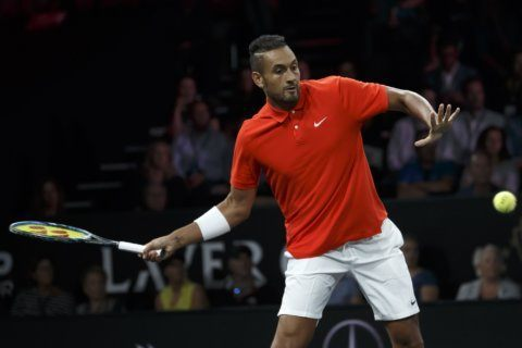 Kyrgios handed suspended 16-week ban by ATP Tour