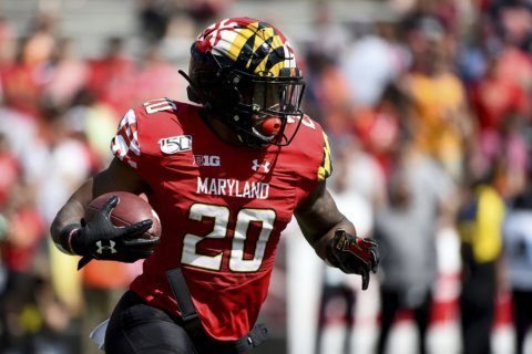 No. 21 Maryland tries to stay unbeaten against Temple
