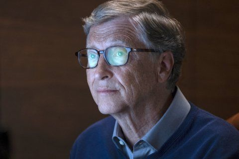 Go ahead, dive inside the mind of Bill Gates. But strap in.