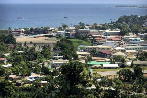 Taiwan says Solomon Islands switches recognition to China