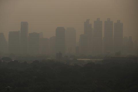 Thai prime minister advises masks against Bangkok smog
