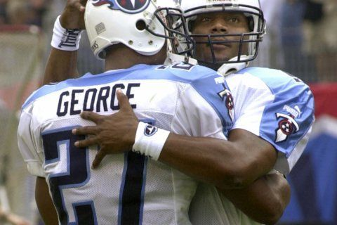George challenges Titans to seize moment as team honors past