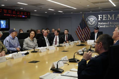 White House: Trump gets hourly updates on Hurricane Dorian