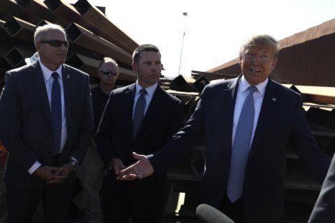 House rebukes Trump on border wall, but he plans veto