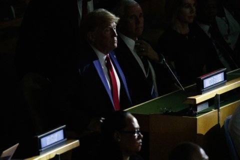 Trump says meeting with Kim Jong Un 'could happen soon'
