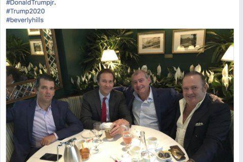 Florida men tied to Giuliani, Ukraine probe arrested