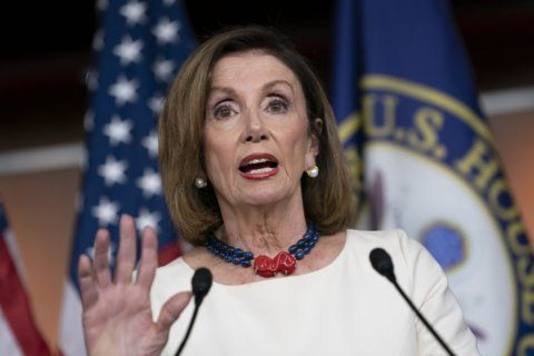 Nancy Pelosi is subject of book by daughter Christine Pelosi