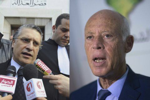 Jailed Tunisia magnate optimistic about winning presidency