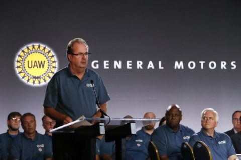 The Latest: Gary Jones remains head of UAW after board meets