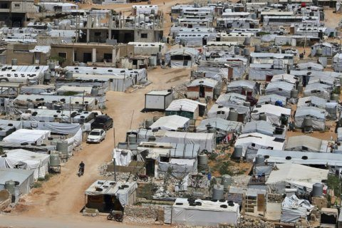 The Hunt: Managing terrorism in refugee camps