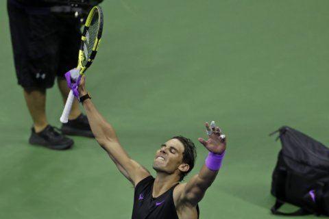 US Open Glance: Nadal-Berrettini, Medvedev-Dimitrov in semis