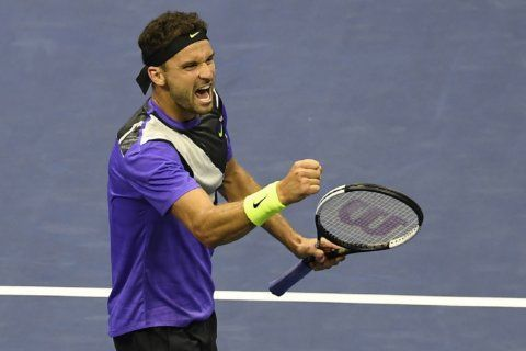 Dimitrov's stunning run in New York ends with semifinal loss