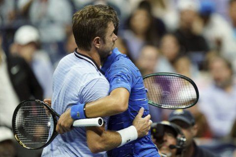 Defending champ Djokovic out of US Open with bad shoulder