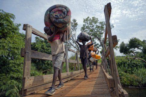 Uganda: As refugee influx persists, UN cites funding gaps
