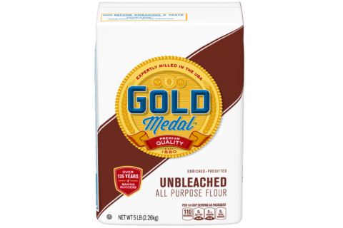 General Mills recalls 5-pound bags of all-purpose flour over E. coli fears