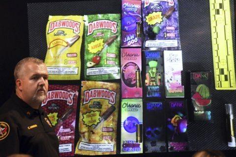 Mint, menthol: Vape industry has dug heels in on flavor bans