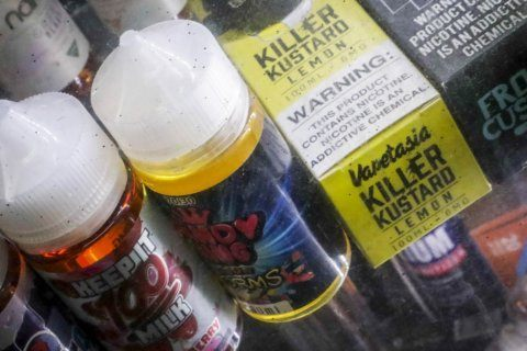 Washington to issue flavored vape ban, joining other states