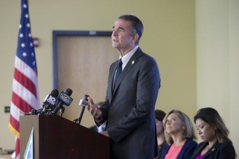 Virginia governor sets renewable energy goal: 100% by 2050