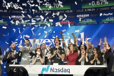 WeWork to list shares on Nasdaq, reduce CEO's voting power