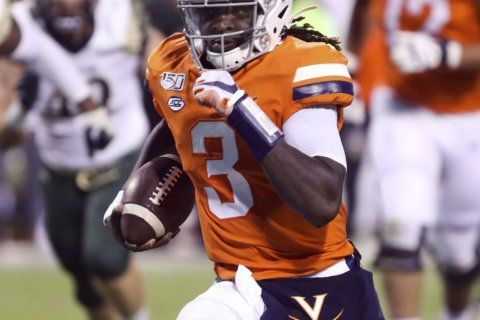 No. 25 Virginia preps for a visit from the Seminoles