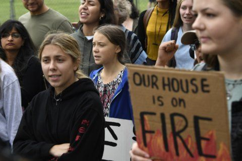 Global Climate Strike: What's happening in Maryland?