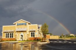 The first Zaxby's in the D.C. region will open in Chantilly, Virginia.