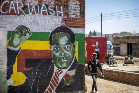 Mugabe's body heading home to Zimbabwe for mourning, burial