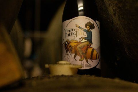 Beer of the Week: Jester King Barrel-Aged Bière de Miel