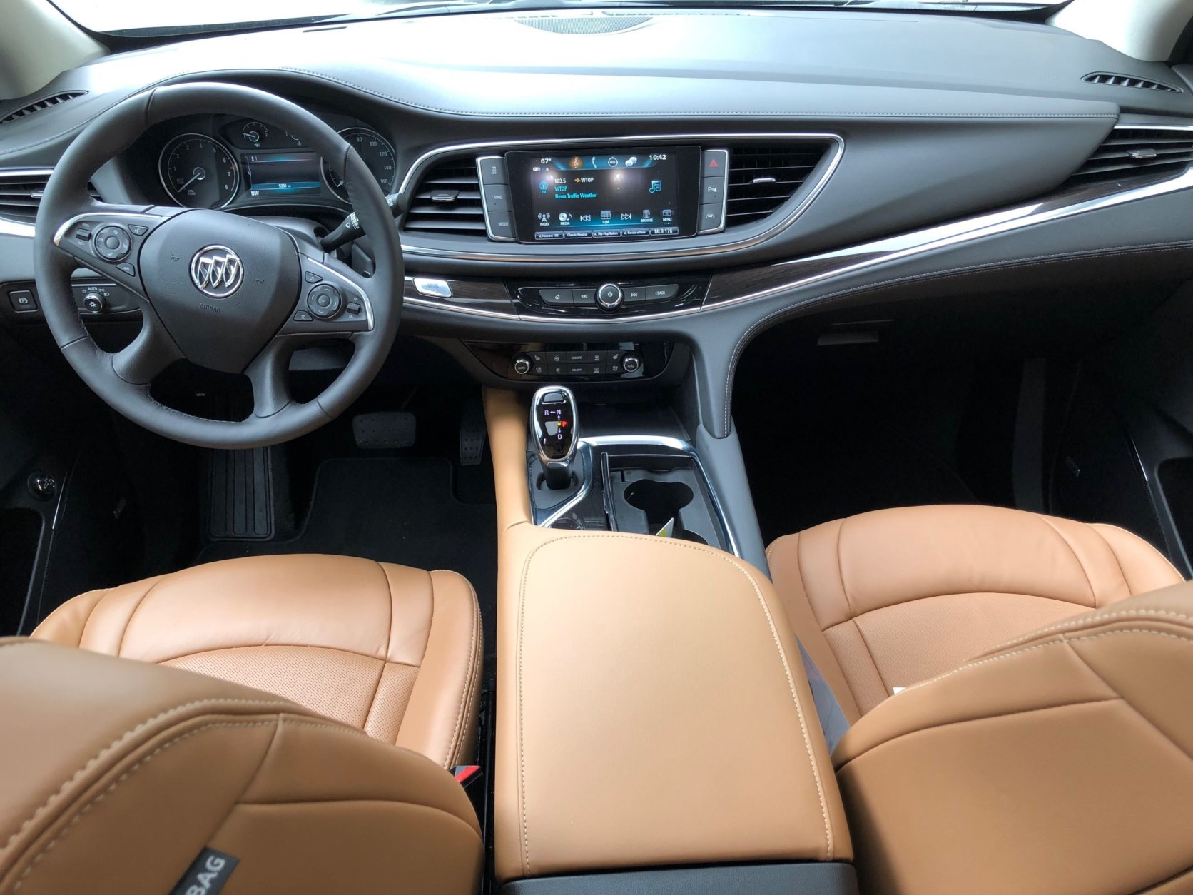 <p>The new interior includes better materials than the old, cheap hard plastics it used to feature. The V6 is a willing engine eager to accelerate, but the economy-minded transmission keeps it in check.</p>