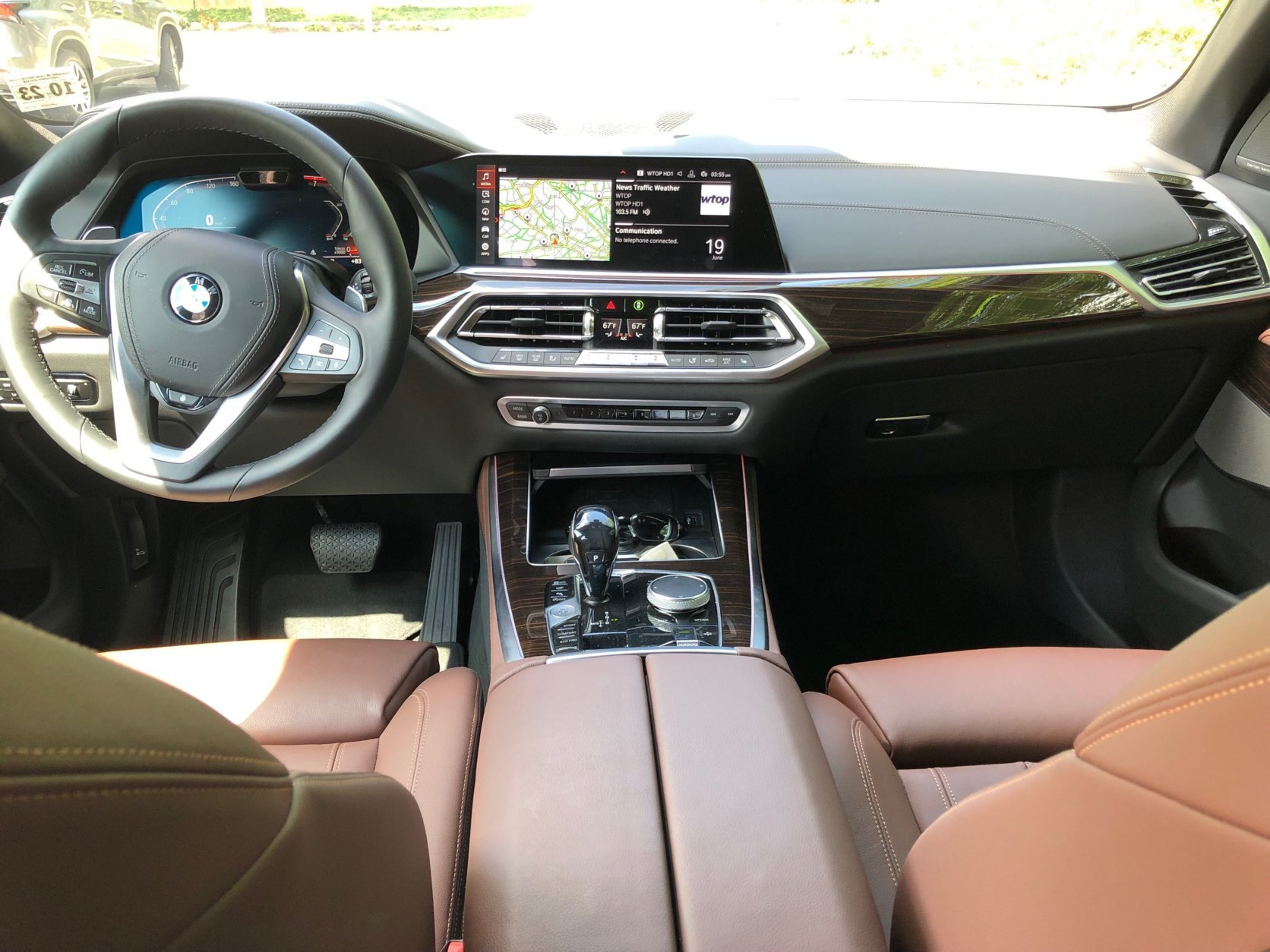 <p>The X5 is now more hushed on the road and handles bumps better. The turbo 6-cylinder has plenty of punch. Like the Buick, the interior materials also seem nicer than before.</p>
