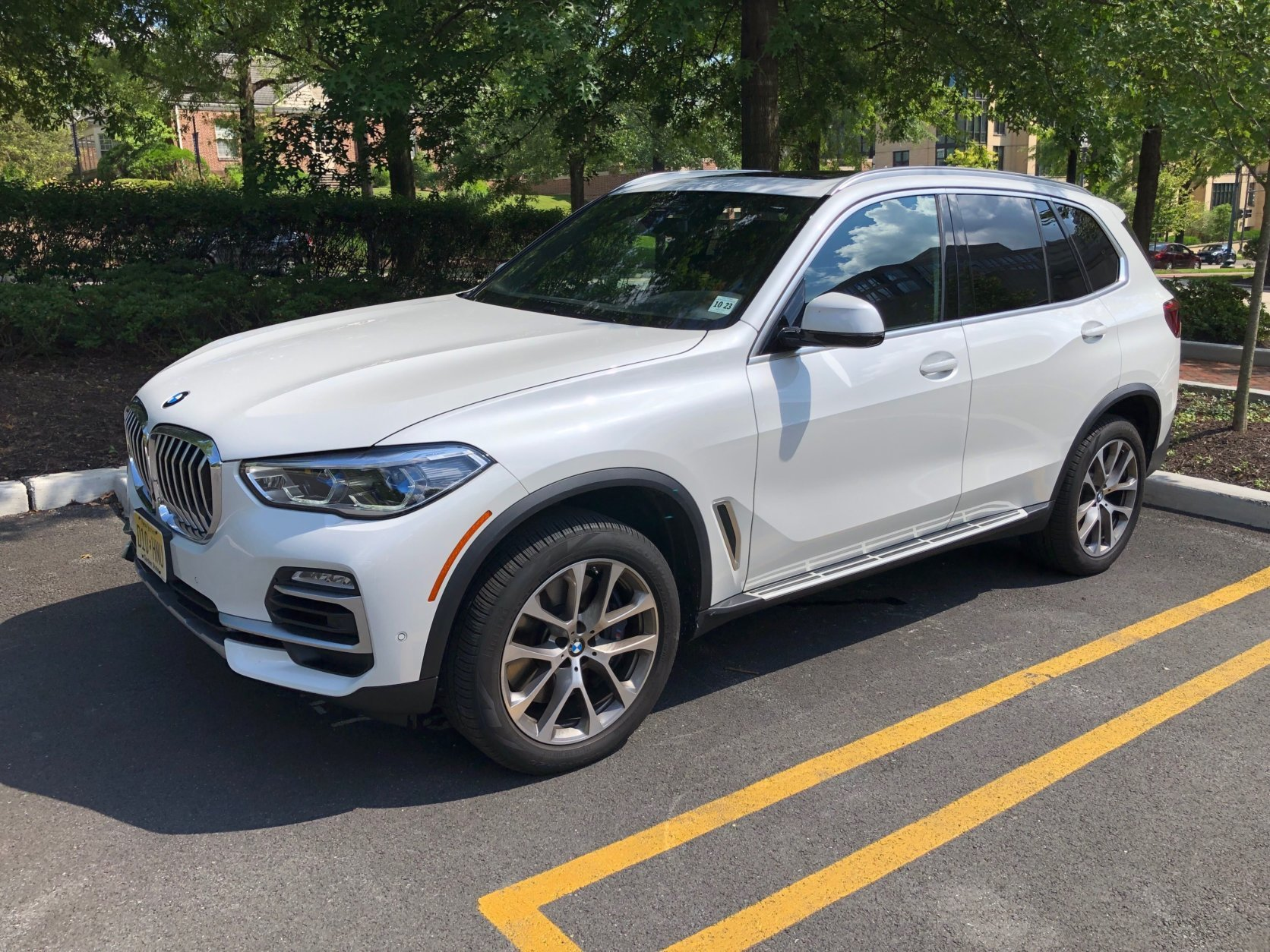 <h2><strong>BMW X5 xDrive40i</strong></h2> <p><strong>Price as driven:</strong> $73,980</p> <p>The X5 is now more hushed on the road and handles bumps better. The turbo 6-cylinder has plenty of punch. Like the Buick, the interior materials also seem nicer than before.</p>