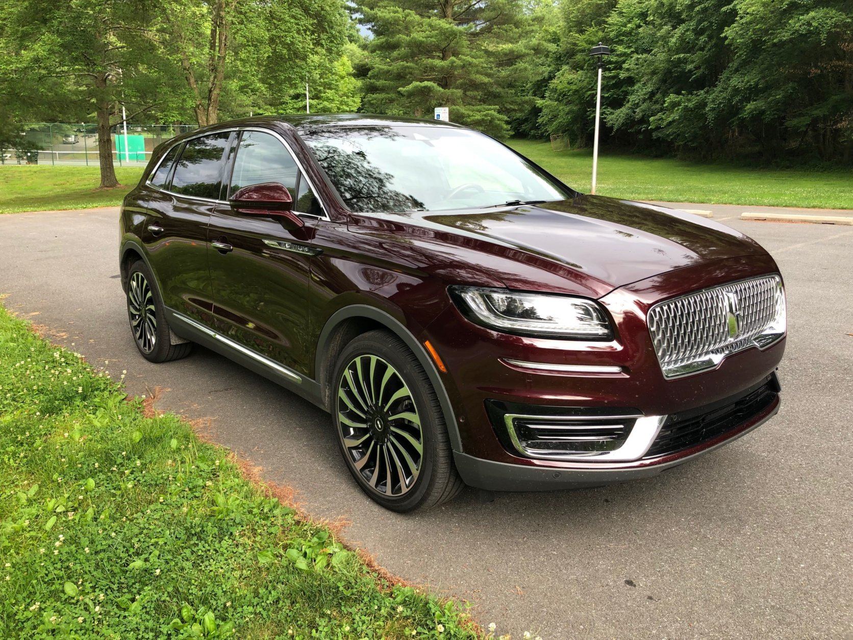 <h2><strong>Lincoln Black Label Nautilus</strong></h2> <p><strong>Price as driven:</strong> $67,630</p> <p>Ours featured big, stylish wheels and burgundy leather all over the place.</p>