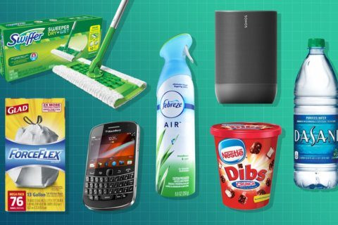 Swiffer. Blackberry. Dasani. Meet the man who named your favorite products