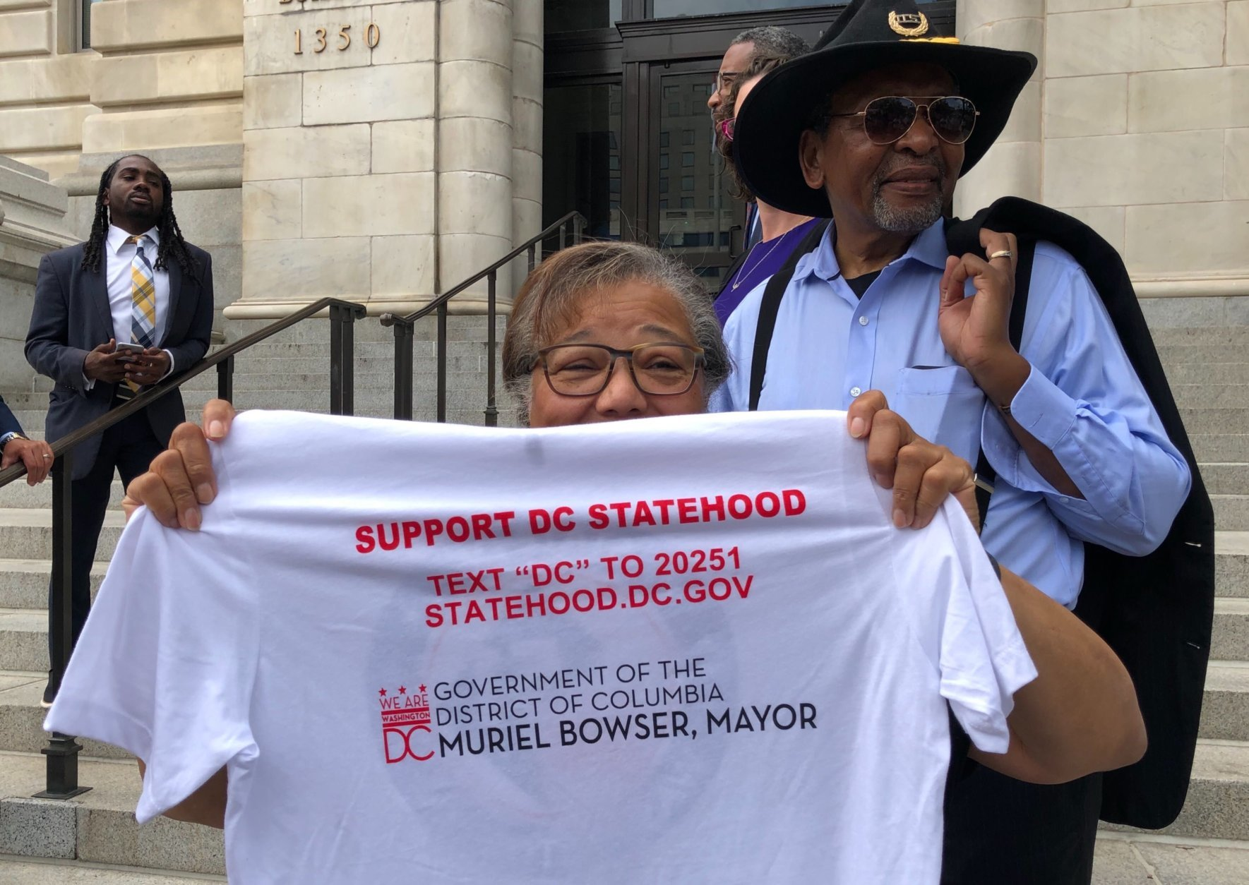 Rally, march planned after 'momentous' DC statehood hearing on Capitol Hill