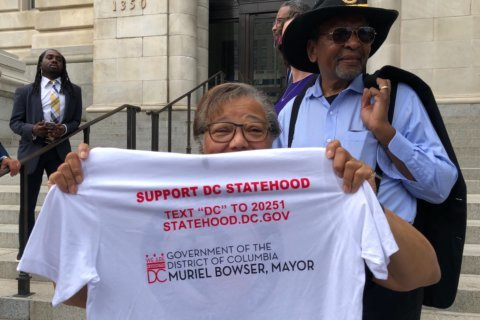 DC statehood finds support from majority of Marylanders