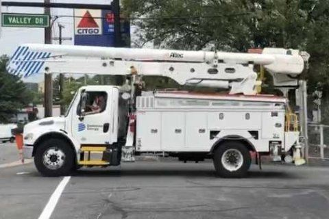 Northern Virginia power crews head toward brunt of Dorian
