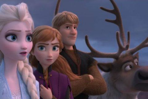 Anna & Elsa venture into the mysterious Enchanted Forest in trailer for 'Frozen 2'