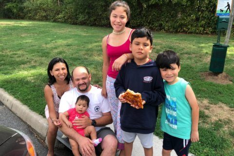 Saying goodbye to summer, families spend Labor Day squeezing in last road trip