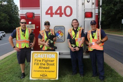 'Fill the Boot' fundraising to continue as Fairfax County discourages panhandling