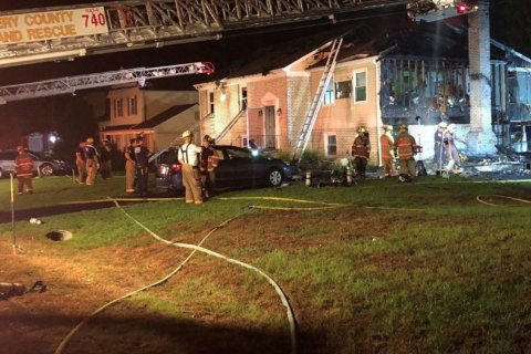 Oily rags may be responsible for $1M Brookeville fire