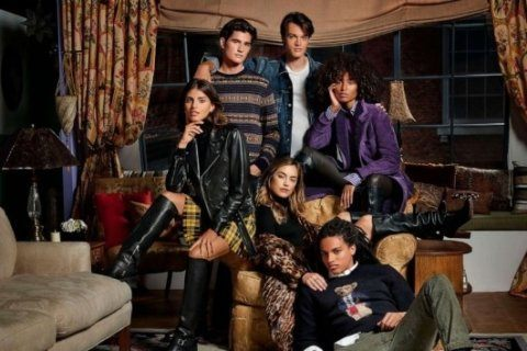 Ralph Lauren launches 'Friends' capsule collection for show's 25th anniversary