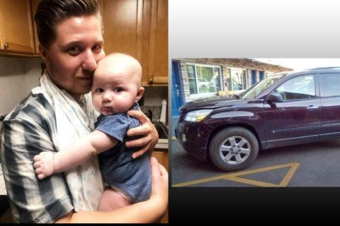 Police try to find Idaho man and baby last seen in Montgomery Co.