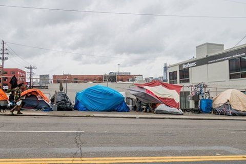 Trump on homelessness problem in California cities: 'Clean it up'