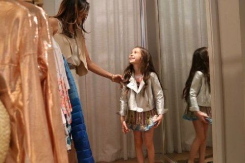 Stylists for kids join growing luxury children's fashion market
