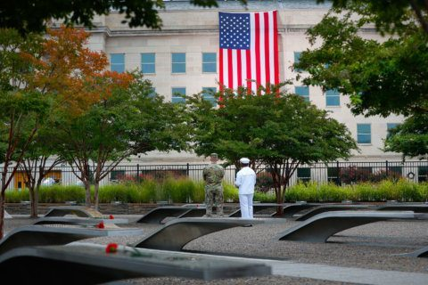 Pentagon's 9/11 memorial will close for repairs on Sept. 16