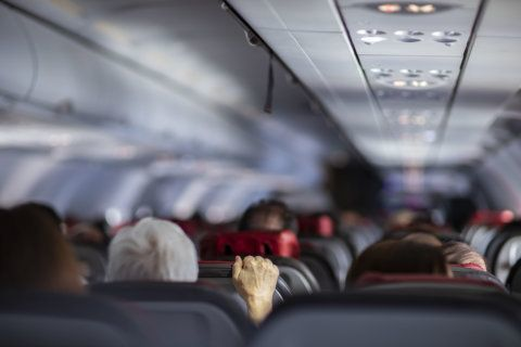 My Take: Would you stand for an entire flight?